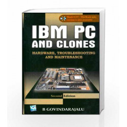 IBM PC AND CLONES:Hardware, Troubleshooting and Maintenance by NEIL LEWIS Book-9780070483118