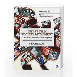 Indias Film Society Movement: The Journey and its Impact by MCLLVEEN Book-9789385985638