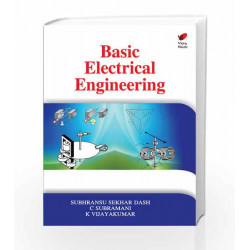 Basic Electrical & Electronics Engineering by Subhransu Sekhar Dash Book-9789380408699