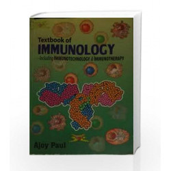 TEXTBOOK OF IMMUNOLOGY by AJOY PAUL Book-9789384294724