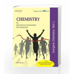 Inorganic Chemistry for Joint Entrance Examination JEE (Advanced): Part 1 by K.S. Verma Book-9788131526477