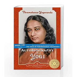 Autobiography of a Yogi (Complete Edition with Free CD) by  Book-9788189535513