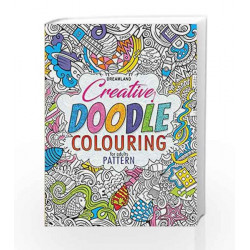 Creative Doodle Colouring - Patterns by Dreamland Publications Book-9789350897942
