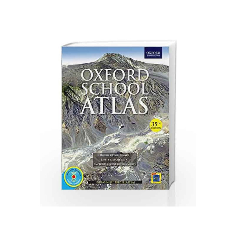 Oxford School Atlas: India's Most Trusted Atlas by Oxford University  Press-Buy Online Oxford School Atlas: India's Most Trusted Atlas Book at  Best