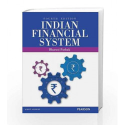 Indian Financial System, 4e by Pathak Book-9789332518001