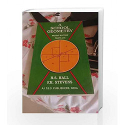 School Geometry: Pt. 1 by H.S. Hall Book-9788185386805