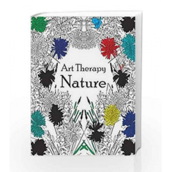 Art Therapy - Nature by Pegasus Team Book-9788131937587
