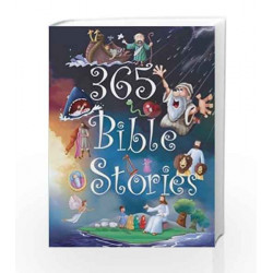 365 Bible Stories (365 Series) by Pegasus Team Book-9788131930519