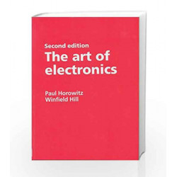 The Art of Electronics Text Book (CLPE) by Horowitz Book-9780521689175