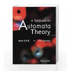 A Textbook on Automata Theory by Srimani Book-9788175965454