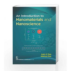 An Introduction to Nanomaterials and Nanoscience (PB) by Das A Book-9789385915673