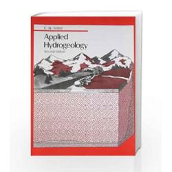 Applied Hydrogeology by FETTER Book-9788123912646