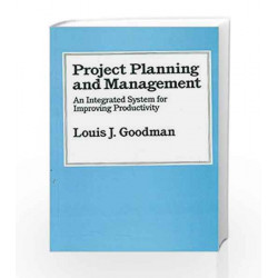 Project Planning and Management by L J Goodman Book-9788123904733