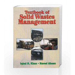 Textbook of Solid Wastes Management by Rajiv Gupta Book-9788123909448
