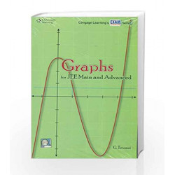 Graphs for JEE Main and Advanced by Ghanshyam Tewani Book-9788131526309