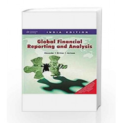 Global Financial Reporting and Analysis by David Alexander Book-9788131512067