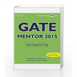 GATE - Civil Engineering Mentor 2015 by AnbuKumar Book-9788131524107