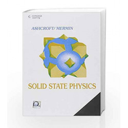 Solid State Physics by N. David Book-9788131500521