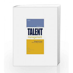 Talent Management Strategies for Success from Six Leading Companies by ASTD Book-9788131516126