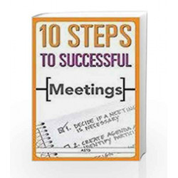10 Steps to Successful Meetings by ASTD Book-9788131515020