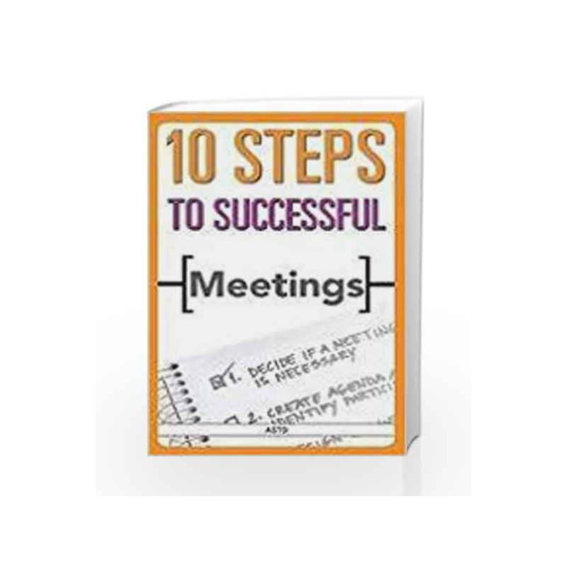 10 Steps to Successful Meetings by ASTD Book-9788131515020