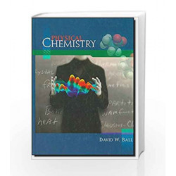 Physical Chemistry by David Ball Book-9788131501979