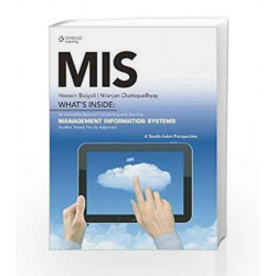 MIS by Hossein Bidgoli Book-9788131519578