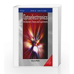 Optoelectronics : Introductory Theory & Experiments by Gary Cardinale Book-9788131506875