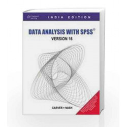 Data Analysis With Spss Version 16 by Robert H. Carver Book-9788131512050