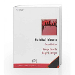 Statistical Inference by George Casella Book-9788131503942