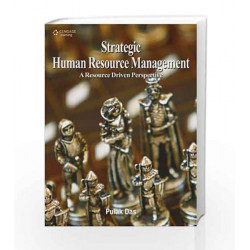 Strategic Human Resource Management: A Resource Driven Perspective by Pulak Das Book-9788131511480