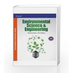 Environmental Science & Engineering  (for Anna University) by Deeksha Dave Book-9788131512210