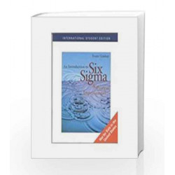 An Introduction to Six Sigma & Process Improvement by James R Evans Book-9788131503836