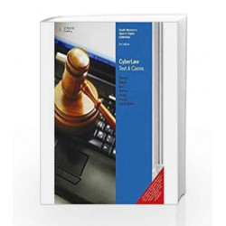 Cyber Law: Text and Cases by Gerald R. Ferrera Book-9788131517925