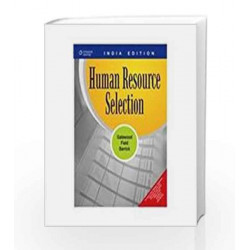 Human Resource Selection by Robert Gatewood Book-9788131507735