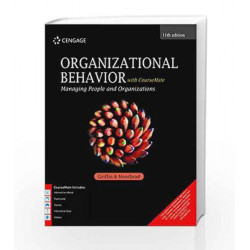 Organizational Behavior: Managing People and Organizations with Course Mate by Ricky W. Griffin Book-9788131533352