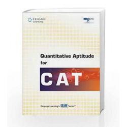 Quantitative Aptitude for CAT by MbaGuru Book-9788131514474