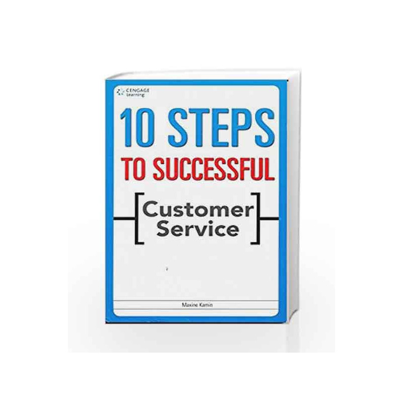 10 Steps to Successful Customer Service by KAMIN Book-9788131515082