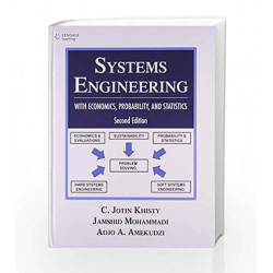 Systems Engineering with Economics, Probability and Statistics by KHISTY Book-9788131521861