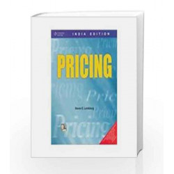 Pricing by Steven Landsburg Book-9788131505236