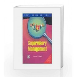 Supervisory Management by Edwin Leonard Book-9788131504239
