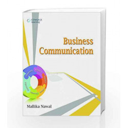 Business Communication by Mallika Nawal Book-9788131516041