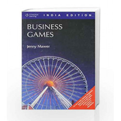 Business Games by Jenny Mawer Book-9788131506738