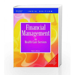 Financial Management in Health Care Services by Robert McLean Book-9788131508206