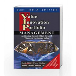 Value Innovation Portfolio Management Achieving Double-Digit Growth Through Customer Value by Sheila Mello Book-9788131508923