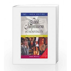 Best Impressions in Hospitality by Angie Michael - Image Resource Group Book-9788131502204