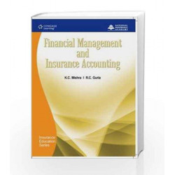 Financial Management and Insurance Accounting by National Insurance Academy Book-9788131507520