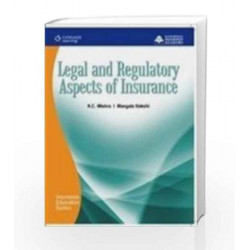 Legal and Regulatory Aspects of Insurance by National Insurance Academy Book-9788131507544