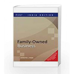 Family-Owned Business by Ernesto J. Poza Book-9788131512494