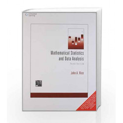 Mathematical Statistics and Data Analysis by RICE Book-9788131519547
